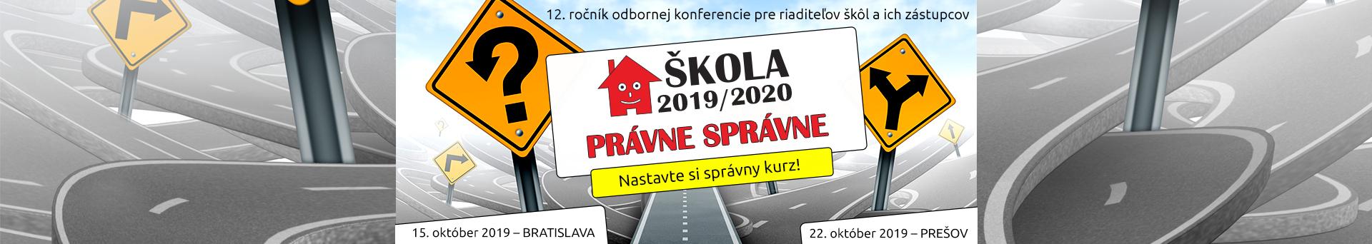ŠKOLA 2019/2020