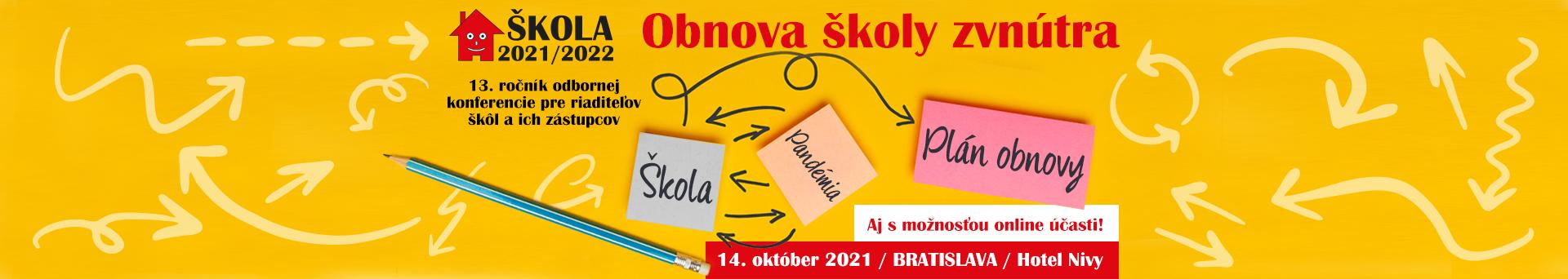 ŠKOLA 2021/2022
