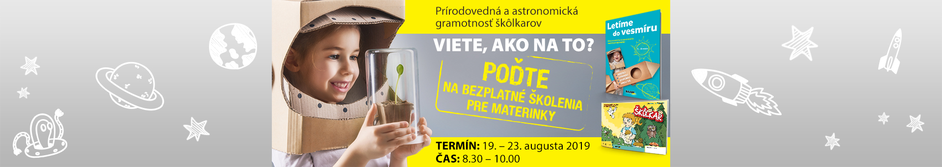 Roadshow Skolkar august 2019