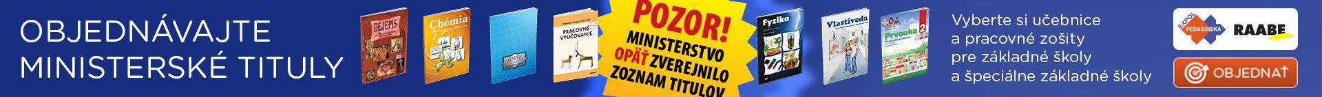 Ministerské zoznamy
