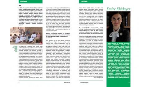Učiteľské noviny – november 2017, strana 7: Vzdelávanie ako výsledok ideológií