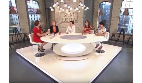 RTVS Silná zostava – 3.6.2019: Prečo je dôležité čítať?