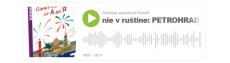 LIBRE | Počúvanie v ruštine | PETROHRAD OD A DO Z + CD