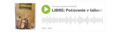 LIBRE | Počúvanie v taliančine | EGYPTSKÝ SUVENÍR (IL SOUVENIR EGIZIO) + CD
