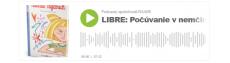 LIBRE | Počúvanie v nemčine | HANNIN DENNÍK (HANNAS TAGEBUCH) + CD