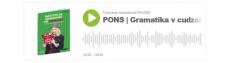 PONS | Gramatika v cudzom jazyku nemusí byť strašiakom