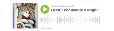 LIBRE | Počúvanie v angličtine pre začiatočníkov: OSTROV POKLADOV (TREASURE ISLAND) + CD
