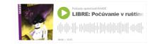 LIBRE | Počúvanie v ruštine | PIKOVÁ DÁMA + CD