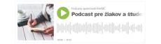 Podcast pre žiakov a študentov | Výber povolania – prvé vážne rozhodnutie