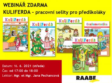 KuliFerda pro předškoláky | 16.06.2021