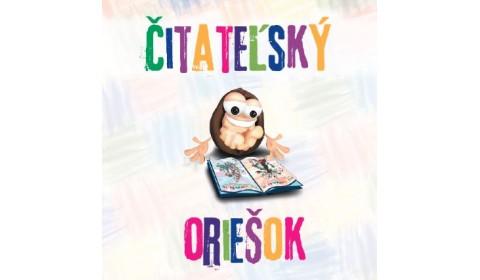 TS SÚŤAŽ Čitateľský oriešok podporuje čítanie aj kreativitu slovenských detí