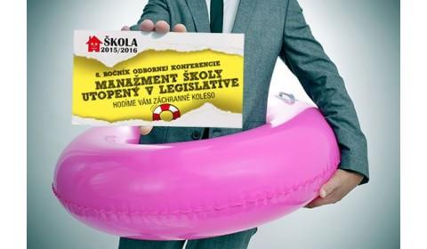 Príďte na celoslovenské stretnutie riaditeľov škôl!