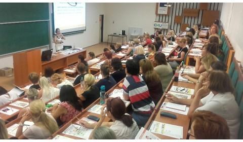 TS Učitelia majú opäť možnosť absolvovať bezplatné školenia