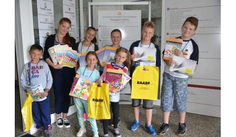 RAABE podporilo Detskú univerzitu v Ružomberku
