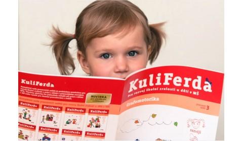 KuliFerdo: Ako rozvíjať školskú zrelosť dieťaťa?