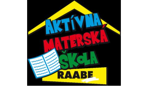Predstavujeme klub: RAABE AKTÍVNA MATERSKÁ ŠKOLA