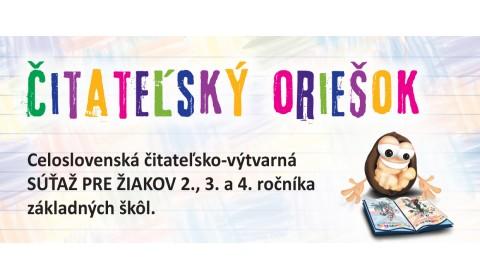 Nové súťaže na rozvoj čitateľskej gramotnosti žiakov a tvorivosti detí
