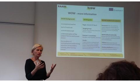 RAABE na medzinárodnej konferencii v Bonne