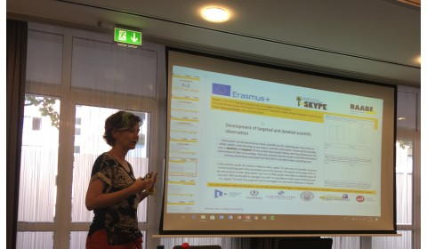 Brémy hostili partnerov medzinárodného projektu I – S.K.Y.P.E. (Erasmus+ 2016)