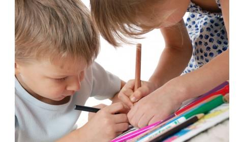 Tretina detí v materských školách nemá správne grafomotorické návyky