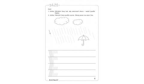 Viete, ako rozvíjať grafomotoriku už u tých najmenších škôlkarov?