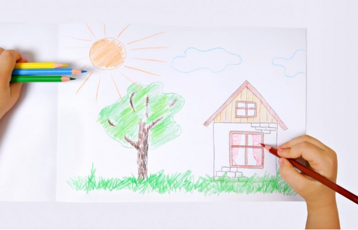 Rozumiete detskej kresbe?