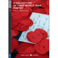 ZBIERKA POÉZIE Z OBDOBIA PRVEJ SVETOVEJ VOJNY (A COLLECTION OF FIRST WORLD WAR POETRY) + CD