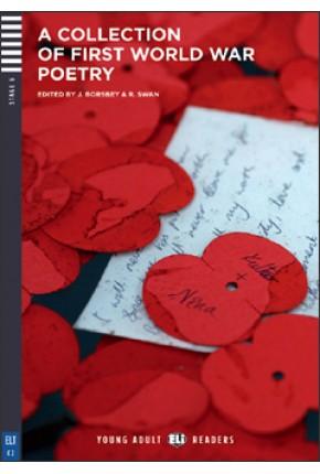 ZBIERKA POÉZIE Z OBDOBIA PRVEJ SVETOVEJ VOJNY (A COLLECTION OF FIRST WORLD WAR POETRY) + CD*