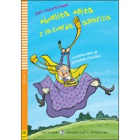 BABIČKA ANITA A ŽLTÁ ŠNÚRKA (ABUELITA ANITA Y LA CUERDA AMARILLA) + CD
