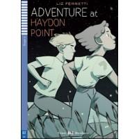 DOBRODRUŽSTVO Z HAYDON POINT (ADVENTURE AT HAYDON POINT) + CD