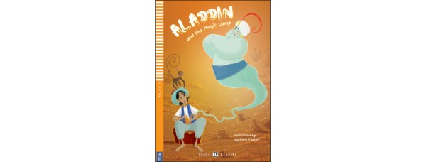 ALADIN A ČAROVNÁ LAMPA (ALADDIN AND THE MAGIC LAMP) + CD