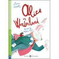 ALICA V KRAJINE ZÁZRAKOV (ALICE IN THE WONDERLAND) + CD