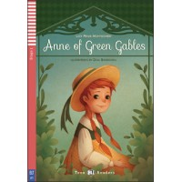 ANNA ZO ZELENÉHO DOMU (ANNE OF GREEN GABLES) + CD