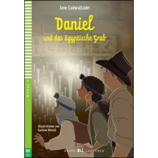 DANIEL A EGYPTSKÁ HROBKA (DANIEL UND DAS ÄGYPTISCHE GRAB) + CD