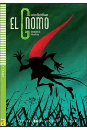 ŠKRIATOK (EL GNOMO) + CD
