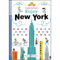 UŽITE SI NEW YORK (ENJOY NEW YORK) + CD