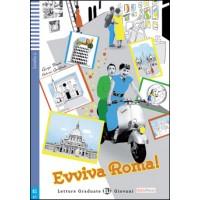 HURÁ, RÍM (EVVIVA ROMA) + CD