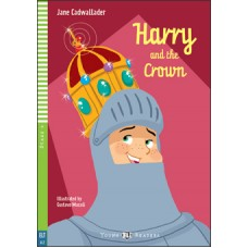 HARRY A KORUNA (HARRY AND THE CROWN) + CD