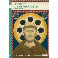 KVIETKY SVÄTÉHO FRANTIŠKA (I FIORETTI DI SAN FRANCESCO) + CD