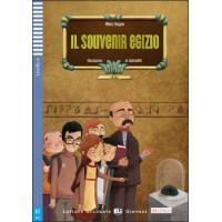 EGYPTSKÝ SUVENÍR (IL SOUVENIR EGIZIO) + CD