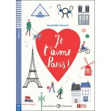 PARÍŽ, MILUJEM ŤA! (JE T'AIME PARIS!) + CD