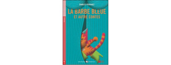 MODRÁ BRADA A INÉ PRÍBEHY (LA BARBE BLEUE ET AUTRES CONTES) + CD