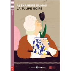 ČIERNY TULIPÁN (LA TULIPE NOIRE) + CD