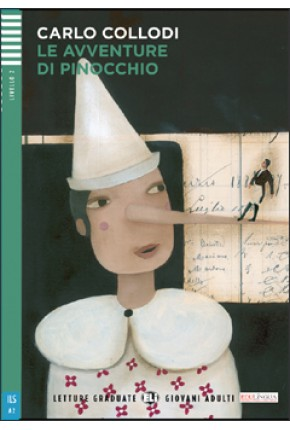 PINOCCHIOVE DOBRODRUŽSTVÁ (LE AVVENTURE DI PINOCCHIO) + CD