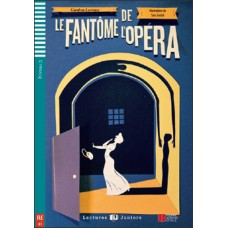 FANTÓM OPERY (LE FANTÔME DE L'OPÉRA) + CD