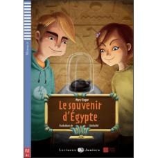 EGYPTSKÝ SUVENÍR (LE SOUVENIR D´EGYPTE) + CD