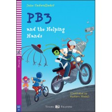 PB3 A POMOCNÉ RUKY (PB3 AND THE HELPING HANDS) + CD*
