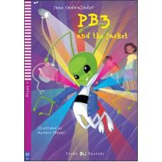 PB3 A BUNDA (PB3 AND THE JACKET) + CD