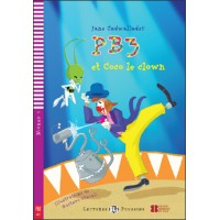 PB3 A KLAUN COCO (PB3 ET COCO LE CLOWN) + CD*