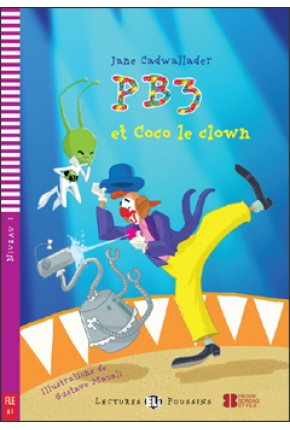 PB3 A KLAUN COCO (PB3 ET COCO LE CLOWN) + CD